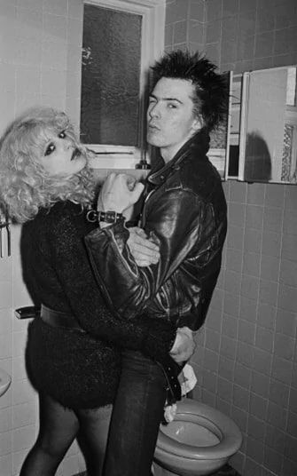 sid vicious and nancy punk