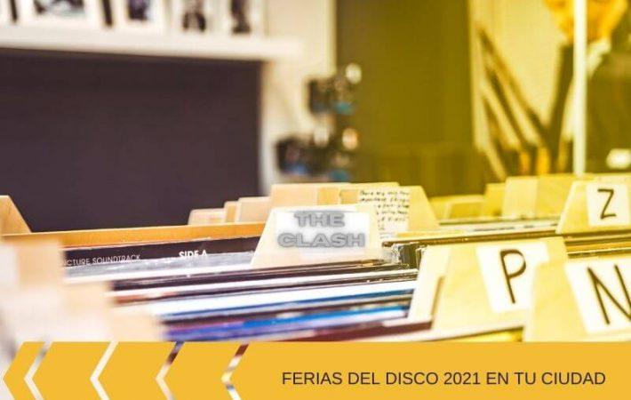 Ferias disco 2021