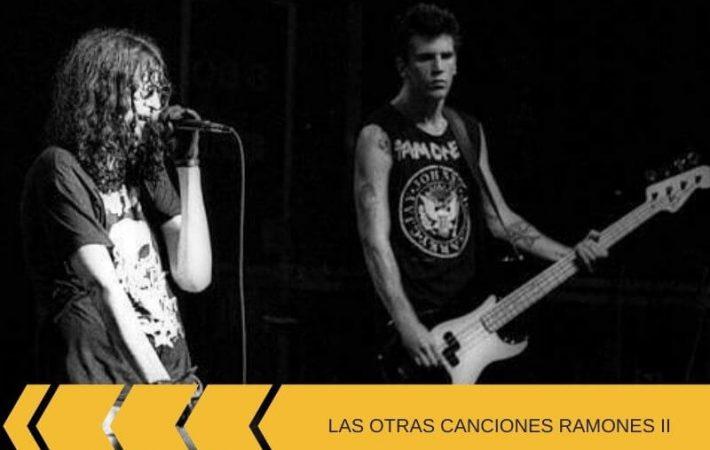 las mejores canciones de Ramones menos habituales