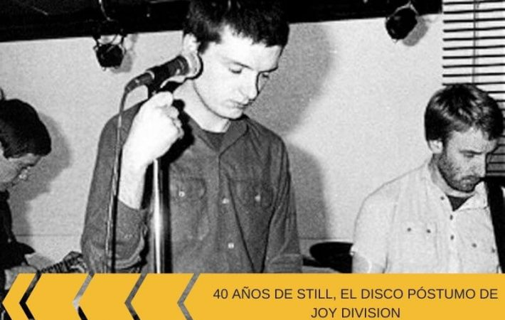Still Joy Division disco