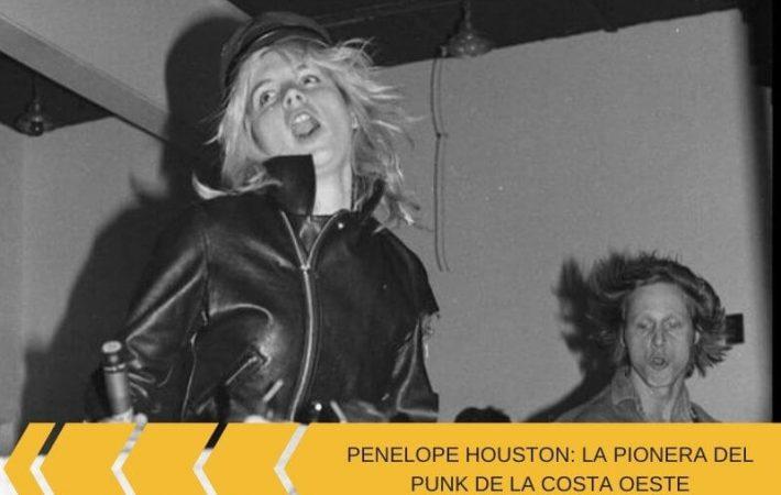 Penelope Houston The Avengers