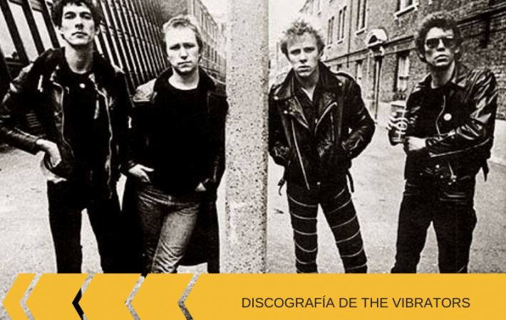 The Vibrators discografía_ discografía de The Vibrators discos