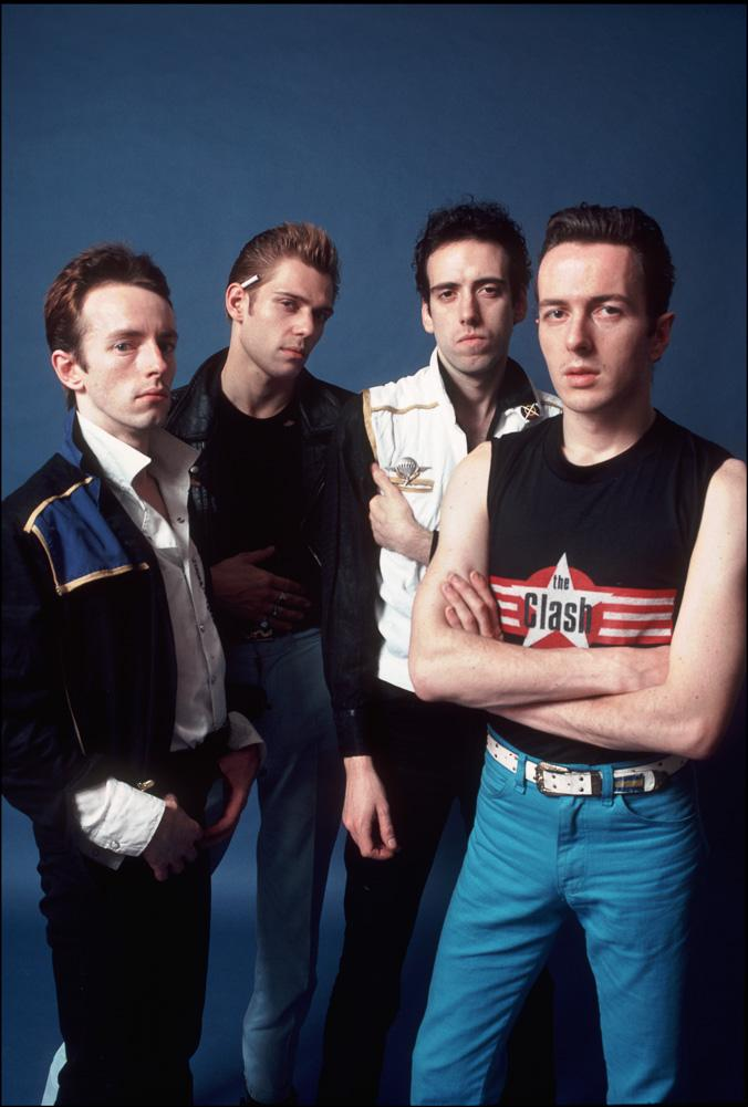 the clash 1981 band