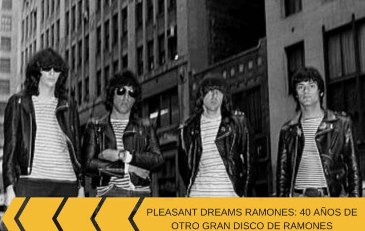 Pleasant Dreams de Ramones