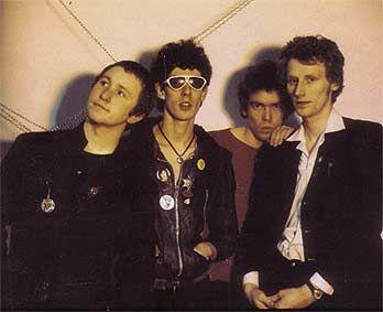 the vibrators punk band británica