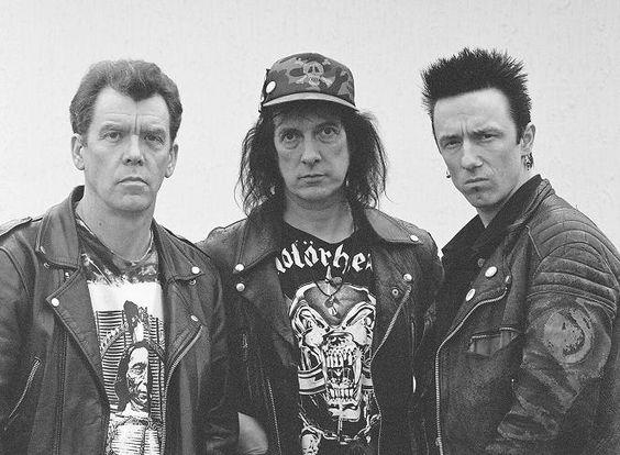 the vibrators punk today band